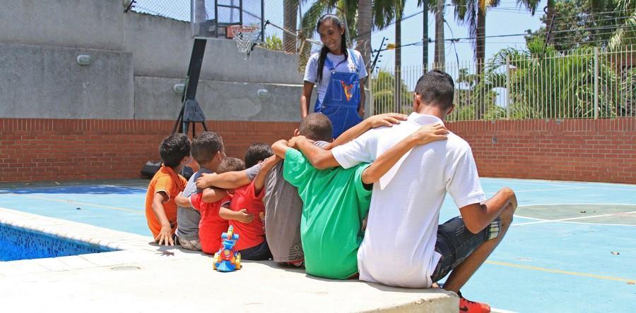 Casa Hogar Al Fin, un refugio para los niños de Vargas