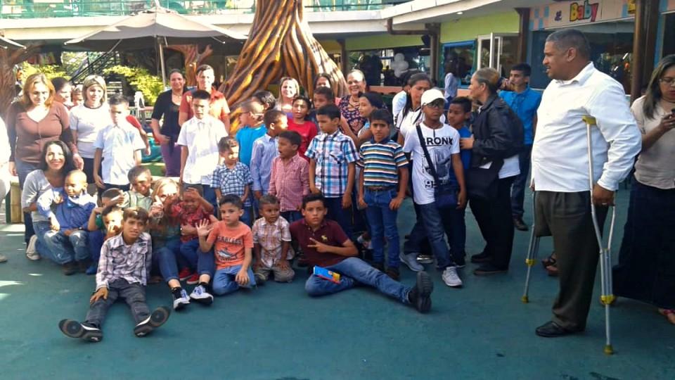 Niños de la Casa Hogar Al Fin disfrutan vacaciones en Parque Xtraventura