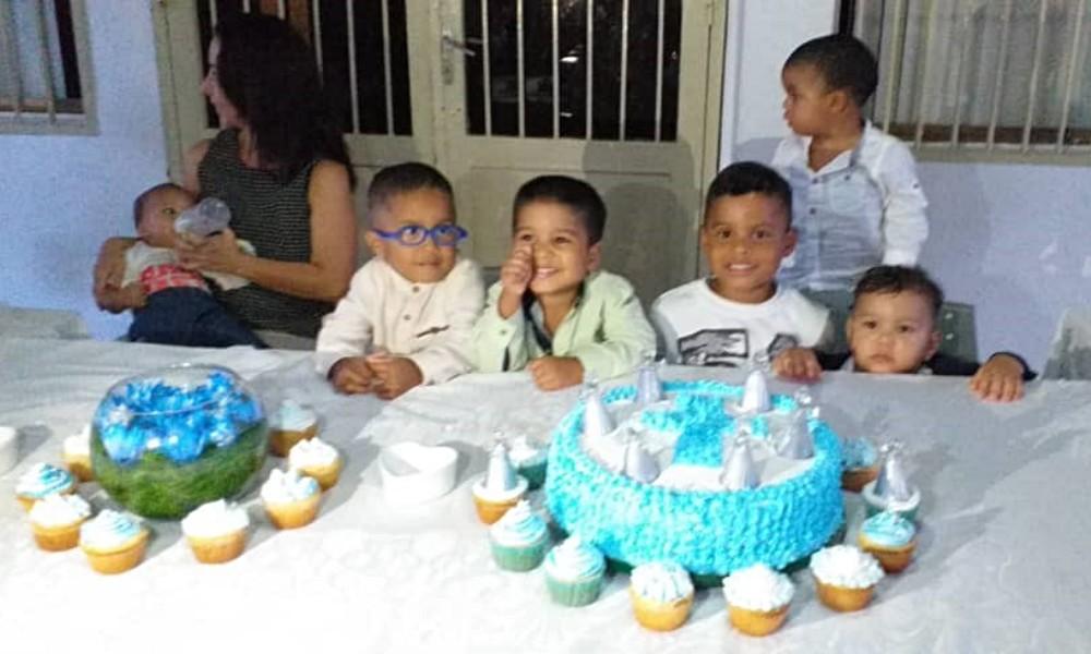 """Mauro Libi Crestani 11 aniversario de la Casa Hogar Al Fin 3 - Fundación """"Casa Hogar Al Fin"""" celebró 11 años en familia"""
