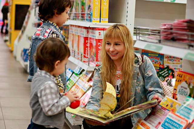 10 beneficios de la lectura en los niños