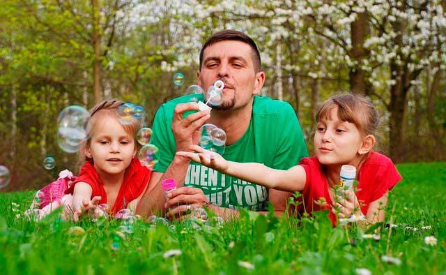Mauro Libi Familia - Tips para las mejores vacaciones en familia