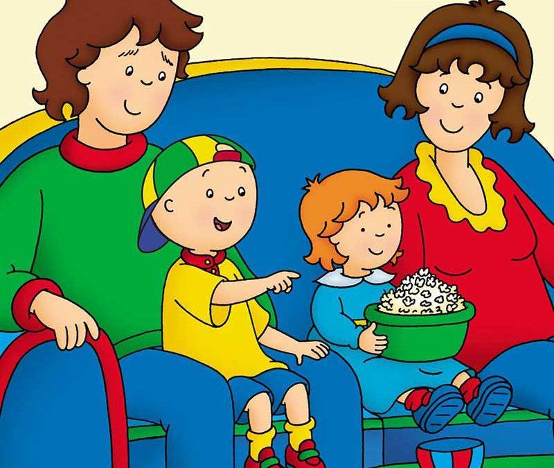 ¿Cómo elegir la mejor serie animada para niños?