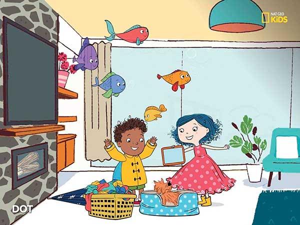 Mauro Libi Dibujos animados - ¿Cómo elegir la mejor serie animada para niños?