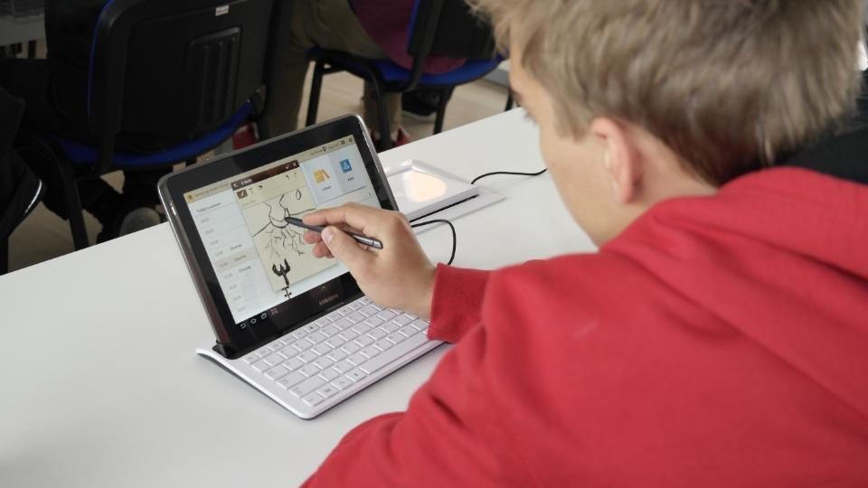 Mauro Libi Llevar la tecnología a las aulas de clase 2 - Llevar la tecnología a las aulas de clase