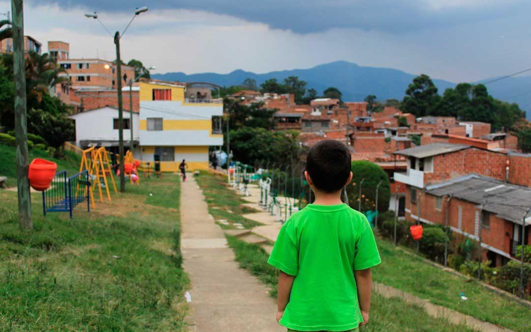 Ciudades más amigables para la infancia