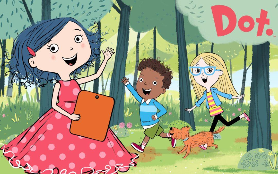 Las aventuras de DOT y sus amigos llegan a NAT GEO Kids