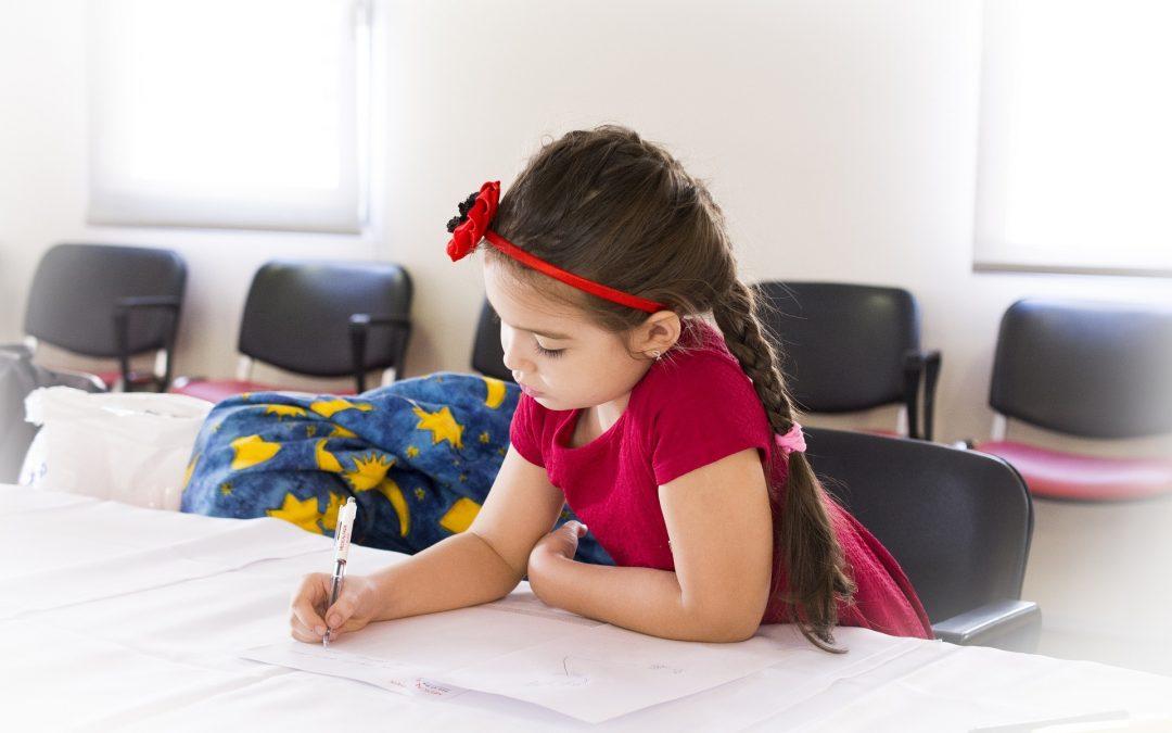 Creando un hogar para el futuro de los niños