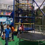 Mauro Libi Fundación Casa Hogar al Fin llevó a niños a Parque Xtraventuras 150x150 - Niños de la Casa Hogar Al Fin disfrutan vacaciones en Parque Xtraventura