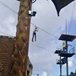 Mauro Libi Fundación Casa Hogar al Fin llevó a niños a Parque Xtraventuras1 150x150 - Niños de la Casa Hogar Al Fin disfrutan vacaciones en Parque Xtraventura