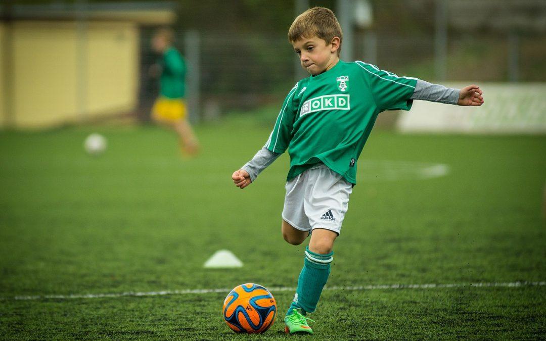 Aprendiendo valores a través del deporte