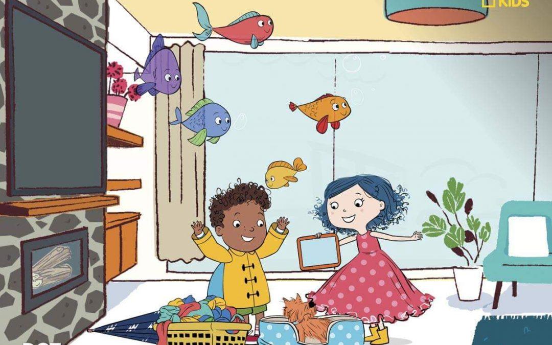Dibujos animados pensados para educar