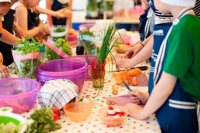 Tips para alimentar a los niños en vacaciones