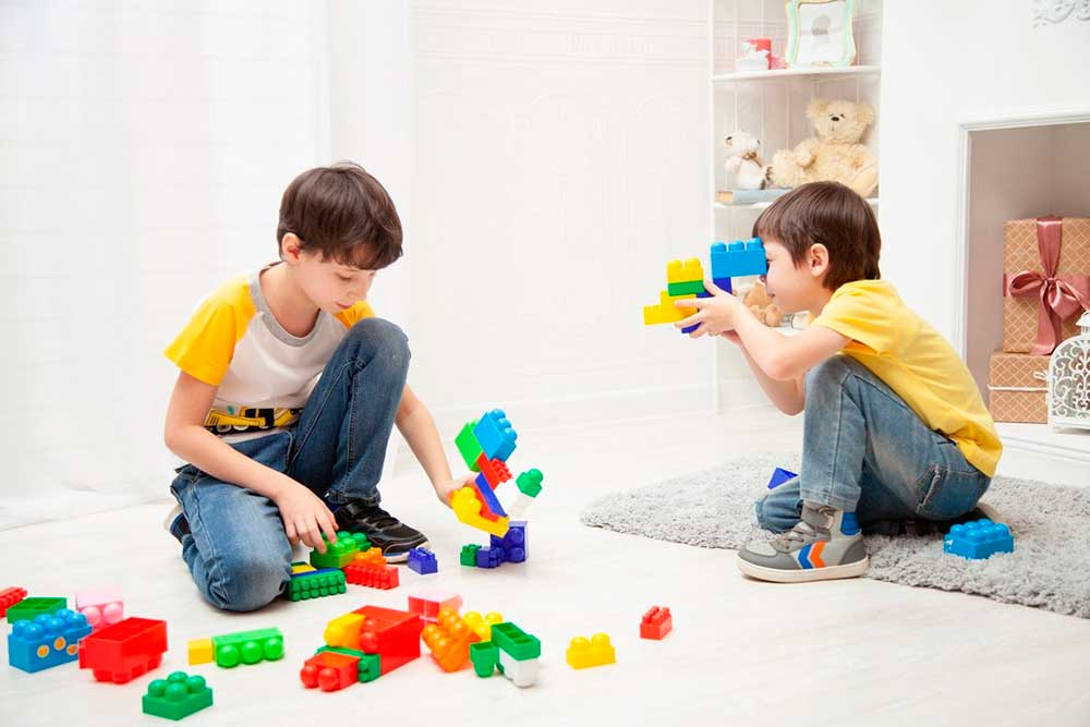 ¿Cómo pasar el tiempo en casa con los niños?