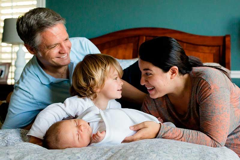 Crianza intensiva para niños más felices